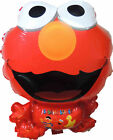 SESAME STREET ELMO BIG BIRD ERNIE PRINTED LATEX BALLOON BIRTHDAY PARTY BAG GIFT