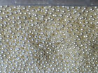 Vintage 2mm Round Undrilled Ivory Seed Pearls Amazing Value Discount Available