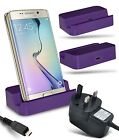 Desktop Charger Dock Mount Stand✔Mains Charger for Sony Xperia X
