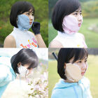 GOLF CHEEK MASK UV protection outdoor tennis jogging face sun shade wear aids