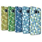 Bath Tile Pattern Phone Case/Cover for Samsung Galaxy S6/G920