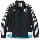 Adidas Chelsea FC childrens polyester blue anthem football jacket 2014-15 M36336