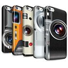 Camera Phone Case/Cover for Apple iPhone 5/5S
