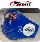 GENUINE TWINS BELLY PADS BEPL-2 BLUE GUARD PROTECTOR MUAY THAI KICK BOXING MMA