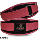 Women Weight Lifting Belt Back Support Ladies Gym Fitness Bodybuilding Work Out