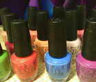OPI Nail Lacquer Nail Polish. New Orleans 2016 Collection. Choose your color(s)
