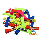45mm Lined Clips Grosgrain Ribbon Single Pronged Alligator Clips