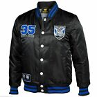 Canterbury Bulldogs 2016 Mens Baseball Jacket 'Select Size' S-5XL BNWT