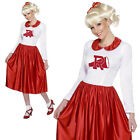 Ladies Sandra Dee Sandy Grease 1950s 50s dressing up adult costume cheerleader