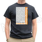 Trainspotting Cult Movie Mens Ladies T-Shirts and Vests S-XXL