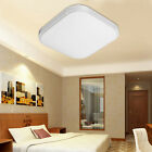 12W-18W LED Square CR Ceiling Light Living Dining Room Corridor Lamp Bedroom