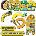 HOZELOCK HOSE & STARTER KITS GARDEN WATERING WATER PIPE VARIOUS SIZES AND TYPES