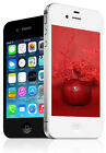 Apple iPhone 4 3G Smartphone (GSM Unlocked) 8GB 16GB 32GB, Black White