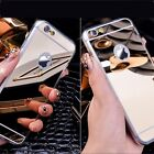 For iPhone 6 / 6S Plus Luxury Soft Silicone Ultra-thin Mirror TPU Case Cover New