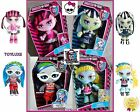 "Monster High Doll PLUSH Stuffed Animal 10"" BFF's Cute Soft Toy Freaky & Fabulous"