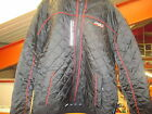 Case IH Tractor Adults Quilted Jacket Fleece Lined Top Quality Fashionable