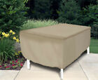 "Waterproof Outdoor Patio Furniture Table Cover Protection 66"" x 48"""
