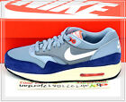 Nike Wmns Air Max 1 Essential Blue Grey 599820-400 US 6~8.5 Running Shoes