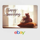 Kyпить eBay Digital Gift Card - Anniversary Designs - Email Delivery на еВаy.соm