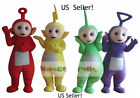 New~Professional Teletubby Mascot Costume 4 Colors Kids P...