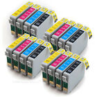 T0715 x4 Sets Compatible Ink Cartridges to replace T0711 T0712 T0713 T0714