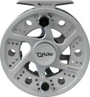 Wychwood NEW Flow Reel Fly Fishing Centre Pin Reel or Spare Spools FREE POST P+P
