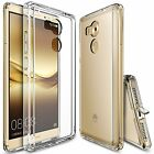 For Huawei Mate 8 | Ringke [FUSION] Clear Back Shockproof Protective Cover Case