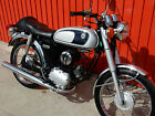 YAMAHA YB1 49cc SPORTS MODEL RETRO STYLING CAFE RACER QUICK LITTLE BIKE 4 SPEED