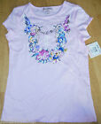 Juicy Couture cotton girl top t-shirt 4-5, 5-6, 6-7 y BNWT New designer pink