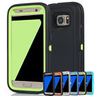 Samsung Galaxy S7 Edge Full Protective Heavy Duty Tough Case[Fit Clip Holster]
