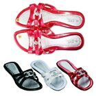 NEW Fashion Womens CUTE  Thong Sandals Flip Flop Flat Shoes