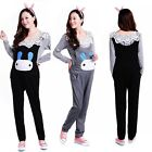 Внешний вид - New Women Pregnant Overalls Maternity Suspenders Trousers Rabbit Jumpsuits Pants
