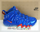 Nike Barkley Posite Max Energy Blue Fire Red 76ers 555097-300 US 8~12 76 area 72