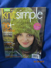 Knit Simple Magazine by Vogue