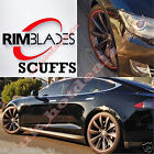 Original Scuffs By Rimblades Car Tuning Alloy 4 Wheels Rim Protectors Tirerubber