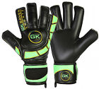 Goalkeeper Gloves Finger Save Football Goalie GK Saver Roll Finger Cool 03 Black