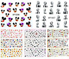Marilyn Monroe Nail Decoration Decals Classic Style Nail Art Stickers