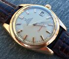 Rare Vintage Omega Seamaster Chronometer Certified Gents Watch