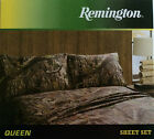 Remington Camo Sheet Set - Choose Your Size (Twin, Full, Queen, or King) - NEW image