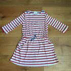 GIRLS BNWOT EX MINI BODEN TUNIC DRESS 5-6 years