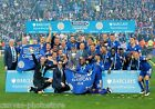 Leicester City - Premier League Champions 2015/16 - A1/A2/A3/A4 Poster / Photo