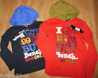 Bench boy hooded top  5-6, 7-8, 9-10 y BNWT  hoody hoodie Angler