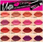 LA L.A Girl Matte Flat Finish Pigment Gloss - Choose Your Colour 16 Shades - New