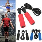 3M Speed Jump Rope Boxing Skipping Aerobic Exercise Adjustable Bearing Fitness image