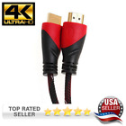 6FT 4K High Speed HDMI Cable for 4K Ultra TV, PS4, V1.4  with Ethernet 1080P
