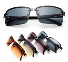 Men Metal Sunglasses Googles Gift Party Frame Present Trip UV400 Eyewear
