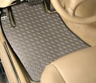 Diamond Plate - Vinyl Floor Mats - Front Mats - CUSTOM - Ford Trucks $79.95 USD
