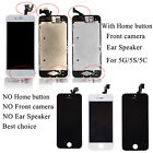 OEM LCD Display+Touch Screen Digitizer Assembly Replacement For Iphone 5 5S 5C