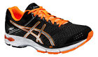 Asics Gel Phoenix 7 Men Laufschuhe black/silver/hot orange