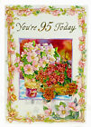 95th Birthday Card - Various Designs Available